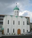 Holy Theophany church<br/> in Nagoya, Japan.