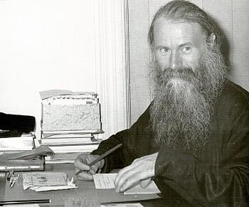 Archimandrite Vladimir (Suhobok)