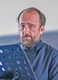 Deacon Andrei Psarev.