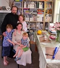 Psarev family. photo: Evgeni Poznyak