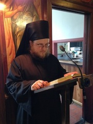 Thanks to your generosity, Fr Alexander is no longer in danger of losing his sight.