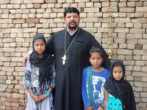 ROCOR members like Fr Joseph Farooq rely on your mercy for support and even survival. Please help today by giving a donation!