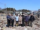 Bishop Seraphim visits parishioners in Yamada.